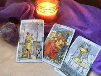 Tarot, Orakel, Kartensets